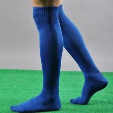 New Men's Sport football Soccer Long Socks Over Knee High Sock Baseball Hockey