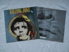 Killing Joke Outside the Gate - LP - OIS Lyriks - washed /gewaschen (Ex+)