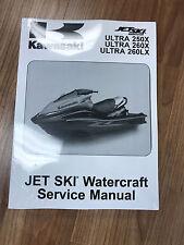 2007-2010 Kawasaki JT1500B Jet Ski Ultra 250 260X LX Factory Service Manual