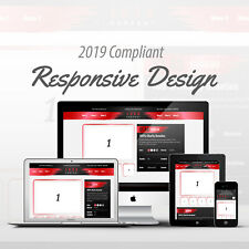 2019 Compliant Mobile Responsive eBay Auction Listing Template Glitter Design 11