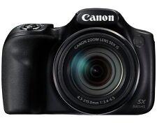 Canon PowerShot SX540 3 Inch TFT 21MP 50x Zoom Bridge Camera Black - Argos