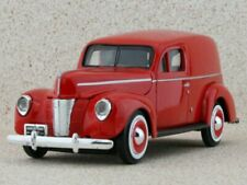 FORD Sedan Delivery - 1940 - red - MotorMax 1:24