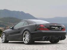 Piecha Avalange Heckdiffusor grundiert, unlackiert Mercedes SL R 230