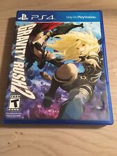 Gravity Rush 2 (Sony Playstation 4, 2017) PS4 *read description* Free Shipping