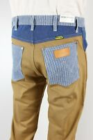 WRANGLER by PETER MAX  RETRO STRAIGHT SLIM JEANS MIX  GREENSBORO/SPENCER L32/L34