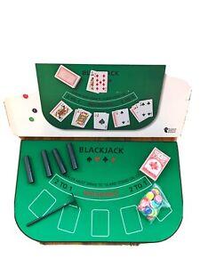 Table Top Blackjack Table