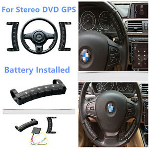 Universal Wireless Car Auto Steering Wheel Button Remote Control For DVD GPS MP3