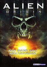 Alien Origin - The Asylum - DVD Minerva 2013