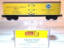 Z MTL 518 00 012 40' Reefer Pacific Fruit Express SP/UP