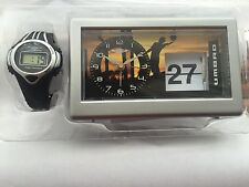 Umbro Men's  Digital Sports Watch  and Alarm Clock  with Date