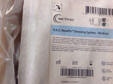 KCI VAC Veraflo Dressing System Medium Ref ULTVFL05MD 5pcs