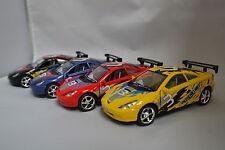 1 Piece KiNSMART Toyota Celica Scale 1:34 Die Cast Sports Car