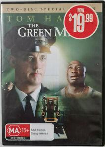 THE GREEN MILE TOM HANKS DVD MOVIE DISC 2 2006 MA