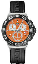 Tag Heuer Men's CAH1113.FT6024 Formula 1 Chronograph Black Rubber Watch