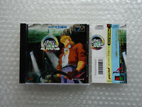 """Ernest Evans + Spine Card """"Very Good Condition"""" Sega Mega CD Megadrive Japan"""