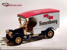 Matchbox - 1910 Renault AG `Kronenbourg` - 1:43 YGB07 NEW