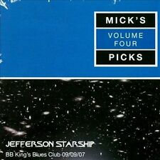 Mick's Picks, Vol. 4: BB King's Blues Club 09/09/07 [Box] by Jefferson Starship (CD, Nov-2011, 3 Discs, United States of Distribution)