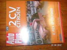 Auto Plus collection 2CV Citroen n°6 Pick up Cochonou