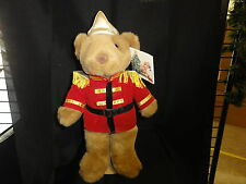'Prince' bear From The Nutcracker By Francesca Collector Item Made For Maas Bros