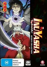 Inuyasha: The Final Act Series Collection NEW R4 DVD