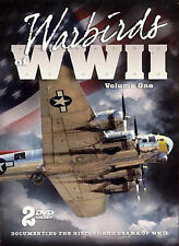 WARBIRDS OF WWII [TIN CASING] (NEW DVD)
