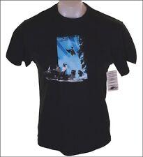 Auténtico Con Etiqueta Hombre Oakley Ettla Ss Camiseta Pequeño Negro NUEVO