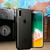 iPhone Xs  Impact Displacement Composite  Smoke Black Case   ISPORT™