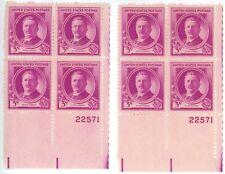 1940 3c US Postage Stamps Scott 881 Victor Herbert Lot of 8