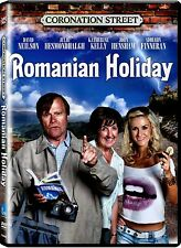 NEW DVD - Coronation Street ROMANIAN HOLIDAY - David Neilson, Julie Hesmondhalgh