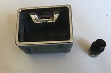 MB S-CLASS W140 FRONT ASHTRAY INSERT AND CIGARETE LIGHTER