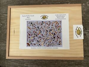 Artifact wooden jigsaw puzzle, Rachel Pedder Smith, 422 Pieces. SOLD OUT!