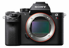 SONY Alpha A7R II Interchangeable Lens Camera ILCE7RM2 - Black (Body Only)