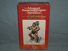 AD&D 1st Edition Miniature Box Set -  CONAN THE BARBARIAN SET #1  (Very Rare!!)