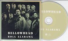 BELLOWHEAD Roll Alabama 2015 UK 1-track promo test CD