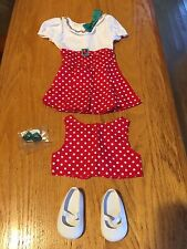 American Girl Doll Kit's Reporter Dress NEW !!!!!!