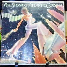 ROD STEWART Atlantic Crossing Album Released 1975 Vinyl/Record  Collection USA