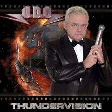 U.D.O. - Thundervision DVD NEU OVP