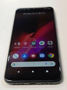 T-Mobile Revvl 4, 5007W , 32GB , Black, Unlocked, Good Condition : BB672