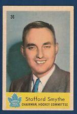 STAFFORD SMYTHE 59-60 PARKHURST 1959-60 NO 36 VGEX+  4955