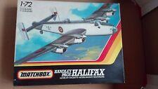 HANDLEY PAGE HALIFAX 1/72 MATCHBOX VINTAGE