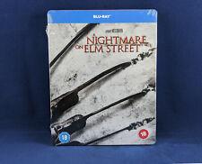 NIGHTMARE ON ELM STREET Steelbook Bluray Freddy Krueger Wes Craven Griffes Nuit*