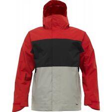 Burton Launch Snowboard Jacket (L) Cardinal