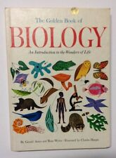 Golden Book Of Biology, The SIGNED by Charley Harper 1967 Revised HB Illustrated
