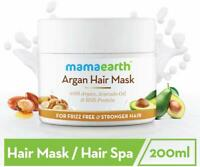 Mamaearth Argan Hair Mask, 200ml + Free Shipping