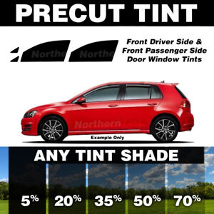 Precut Window Tint for Suzuki Swift Hatchback 04-08 (Front Doors Any Shade)