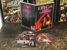 OUT OF PRINT DVD - Epica - We Will Take You With Us (DVD, 2005) AUTHENTIC DVD