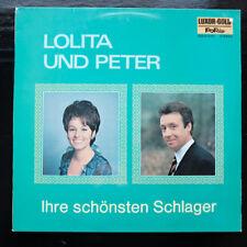 LOLITA UND PETER - IHRE SCHONSTEN SCHLAGER