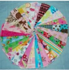 Girl Flannel Baby Wipes, Family Cloth, Napkins, Reusable Toilet Paper-Free Ship