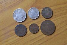 LOTTO 6 REPUBBLICA SAN MARINO 5 10 CENT 1936 1935 1894 1893 5 10 LIRE 1933 1935