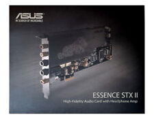 ASUS ESSENCE STX II Hi-Fi Quality Sound Card with Headphone Amp JAPAN Free Ship